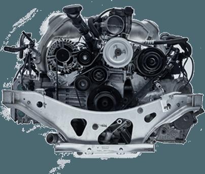 Porsche Motor Motorinstandsetzung